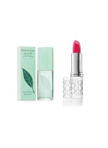 Elizabeth Arden Green Tea Scent Edp 100 ml Kadın Parfüm+Stick 3.7 gr Blush Renksiz
